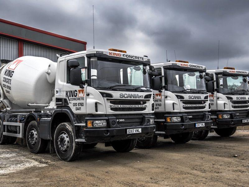 Concrete Screed Trucks